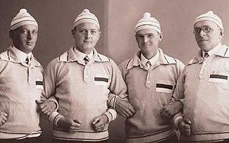 Estonia at the 1928 Summer Olympics - The crew of Tutti V (boat).