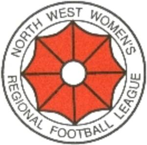 North West Women's Regional Football League - Image: North West Women's Regional Football League logo