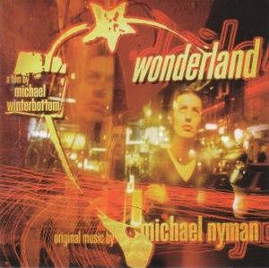Wonderland (soundtrack) - Image: Nymaninwonderland