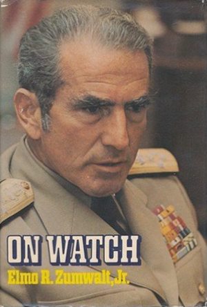 On Watch: A Memoir - Image: ONWATCH1976