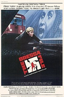 <i>The Odessa File</i> (film) 1974 film