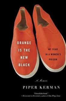 Image result for orange is the new black book