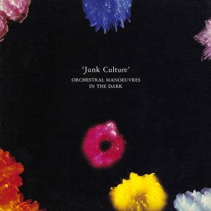 Junk Culture - Image: Orchestral Manoeuvres in the Dark Junk Culture album cover