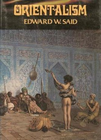 Orientalism (book) - Cover of the first edition, showing part of The Snake Charmer (1880), an Orientalist painting by Jean-Léon Gérôme (1824–1904)