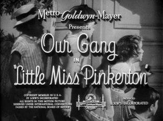 <i>Little Miss Pinkerton</i> 1943 film
