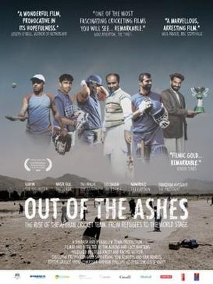 Out of the Ashes (2010 film) - Film poster