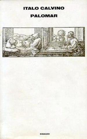 Mr. Palomar - First edition (publ. Einaudi, Turin)