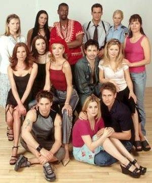 Paradise Falls - Season 1 Cast of Paradise Falls