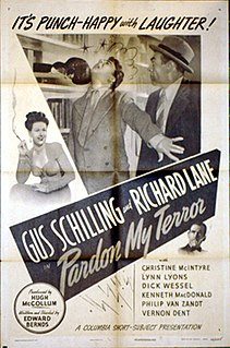 <i>Pardon My Terror</i> 1946 film by Edward Bernds