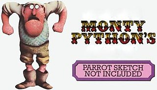 <i>Parrot Sketch Not Included – 20 Years of Monty Python</i> 1989 television film directed by Steve Martin