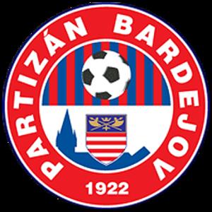 Partizán Bardejov - Image: Partizan Bardejov
