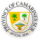 Official seal of Camarines Sur