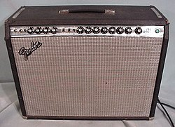 Tolexing a fender amp dating