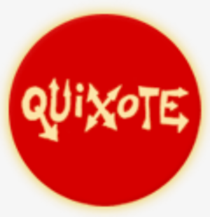 Quixote Winery - Image: Quixote winery logo