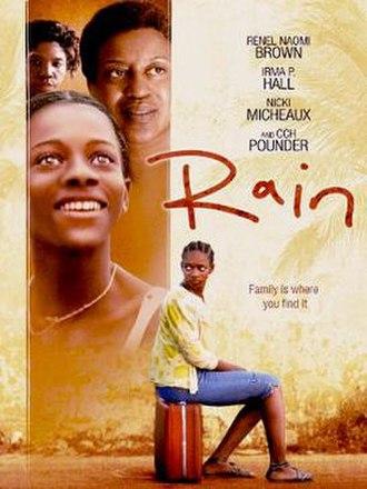 Rain (2008 film) - Image: Rain (2008 film)