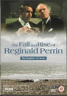 <i>The Fall and Rise of Reginald Perrin</i> 1970s BBC sitcom