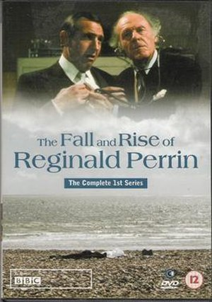 The Fall and Rise of Reginald Perrin - Cover of the DVD release of the 1st Series