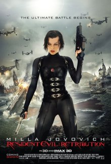 Resident Evil: Retribution - Wikipedia