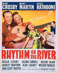 Image result for Rhythm on the River 1940