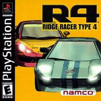 R4: Ridge Racer Type 4 - Image: Ridge Racer Type 4
