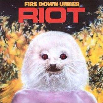 Fire Down Under - Image: Riot FD Under