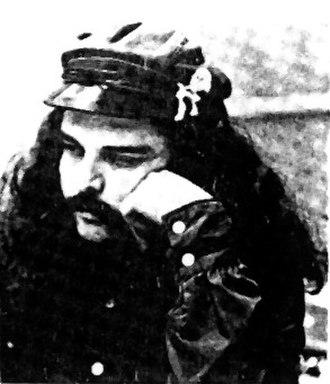 """Ron """"Pigpen"""" McKernan - Ron """"Pigpen"""" McKernan in 1968"""
