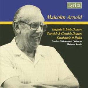 English Dances (Arnold) - Lyrita recording of Malcolm Arnold's Orchestral Dances