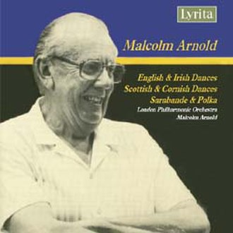 English Dances (Arnold) - Lyrita recording of Malcolm Arnold's Orchestral Dances