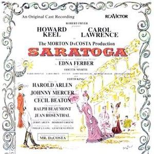 Saratoga (musical) - Original Recording