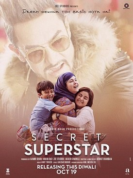Secret Superstar - Poster 3
