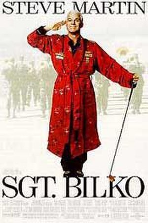 Sgt. Bilko - Theatrical release poster