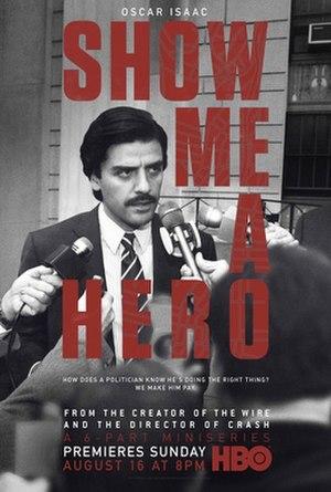 Show Me a Hero - Image: Show Me a Hero Poster