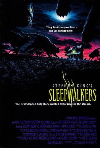 Picture of a movie: Sleepwalkers