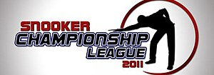 2011 Championship League - Image: Snooker Championship League 2011