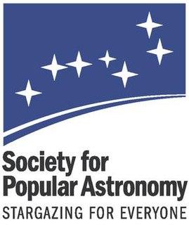 Society for Popular Astronomy organization