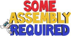 Some Assembly Required logo.png