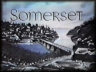 Somerset (TV series) - Somerset opening titles from 1971-1974