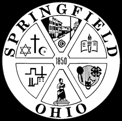 Official seal of Springfield, Ohio