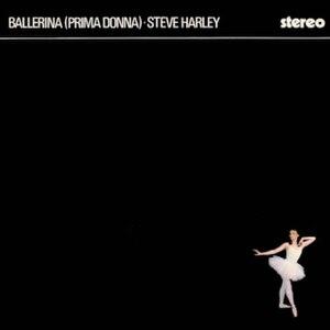 """Ballerina (Prima Donna) - Image: Steve Harley Cockney Rebel Ballerina 7"""" Single Cover 1983"""
