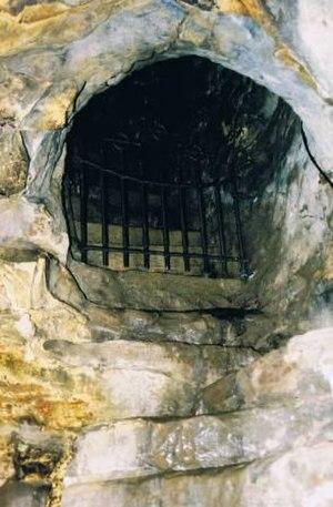 Fillan - Image: Stfillans stairwell hi