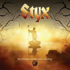 The Complete Wooden Nickel Recordings - Image: Styx The Complete Wooden Nickel Recordings