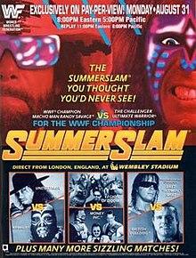 SummerSlam (1992) - Wikipedia