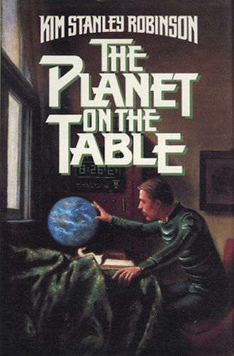 The Planet on the Table - First edition cover