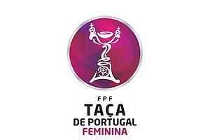 Taça de Portugal de Futebol Feminino - Image: Taça Portugal Feminina