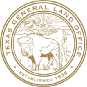 Texas General Land Office - Image: Texas General Land Office seal