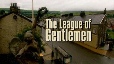 Picture of a TV show: The League Of Gentlemen