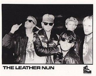 Leather Nun - Image: The Leather Nun pressphoto