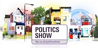 Politics Show - Image: The Politiceshow UK