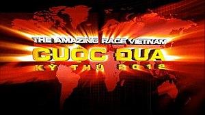 The Amazing Race Vietnam 2012 - Image: The Amazing Race Vietnam logo