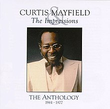 Curtis Mayfield No Goodbyes